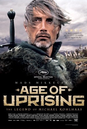 Age of Uprising: The Legend of Michael Kohlhaas (2013) DVD Release Date