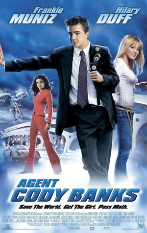 Agent Cody Banks 3