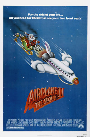Airplane II: The Sequel (1982) DVD Release Date
