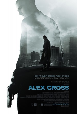 Alex Cross (2012) DVD Release Date