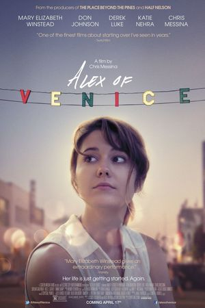 Alex of Venice (2014) DVD Release Date