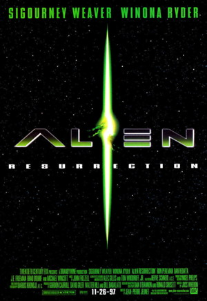 Alien: Resurrection (1997) DVD Release Date