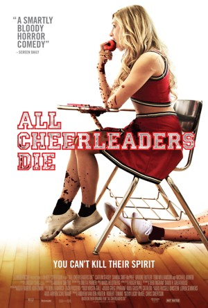 All Cheerleaders Die (2013) DVD Release Date