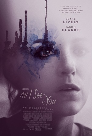 All I See Is You (2016) DVD Release Date