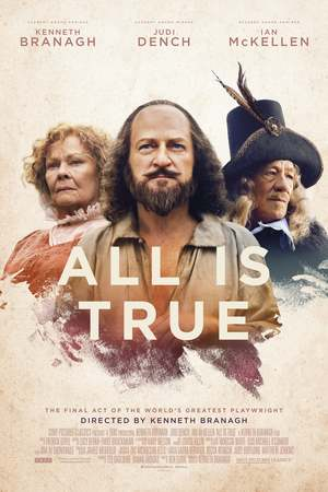 All Is True (2018) DVD Release Date
