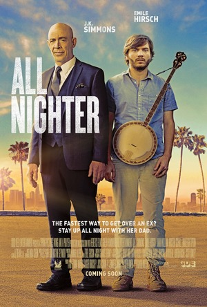 All Nighter (2017) DVD Release Date