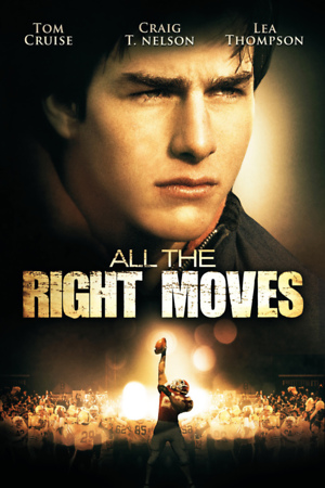 All the Right Moves (1983) DVD Release Date