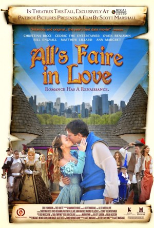 All's Faire in Love (2009) DVD Release Date