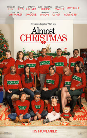 Almost Christmas (2016) DVD Release Date