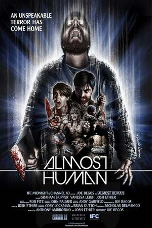 Almost Human (2013) DVD Release Date
