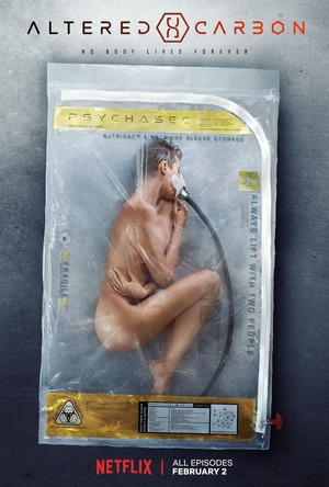Altered Carbon (TV Series 2018- ) DVD Release Date