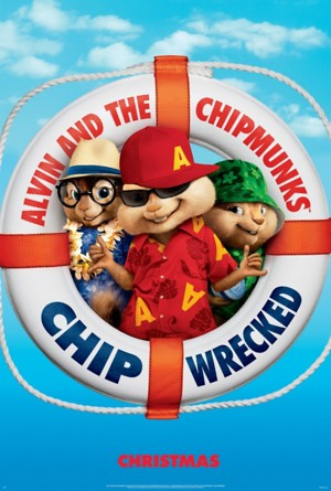 Alvin and the Chipmunks: Chip-Wrecked (2011) DVD Release Date