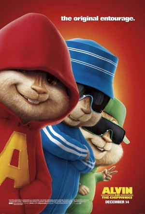 Alvin and the Chipmunks (2007) DVD Release Date