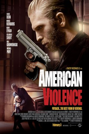 American Violence (2017) DVD Release Date