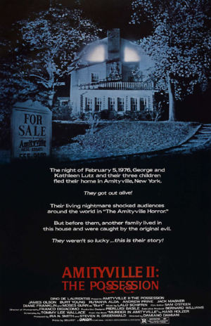 Amityville II: The Possession (1982) DVD Release Date