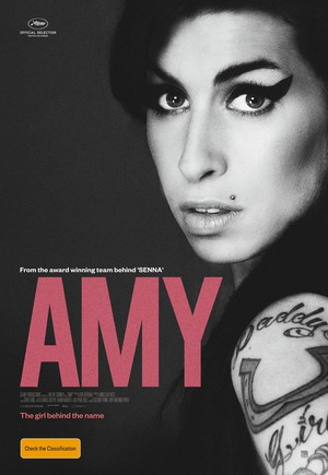 Amy (2015) DVD Release Date