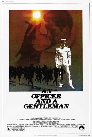 An Officer and a Gentleman (1982) DVD Release Date