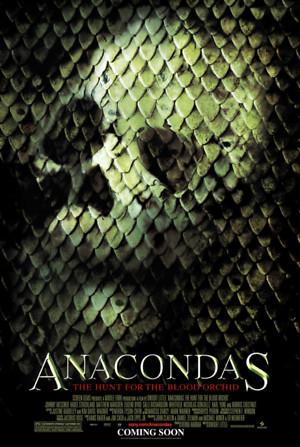 Anacondas: The Hunt for the Blood Orchid (2004) DVD Release Date