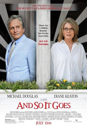 And So It Goes (2014) DVD Release Date