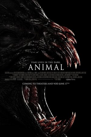 Animal (2014) DVD Release Date
