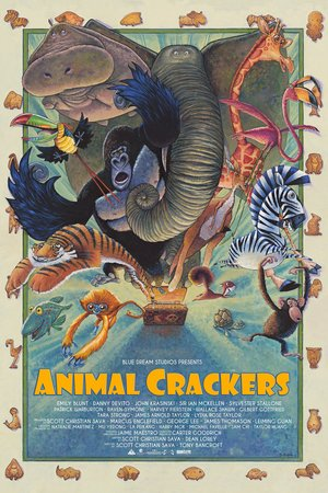 Animal Crackers (2017) DVD Release Date
