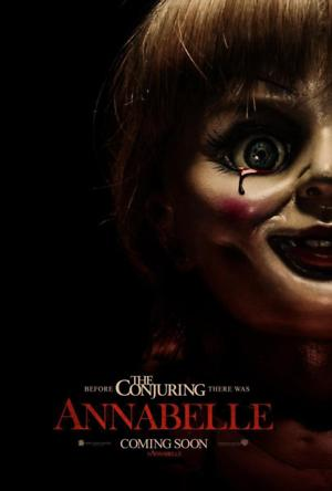 Annabelle (2014) DVD Release Date