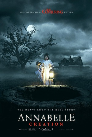 Annabelle: Creation (2017) DVD Release Date