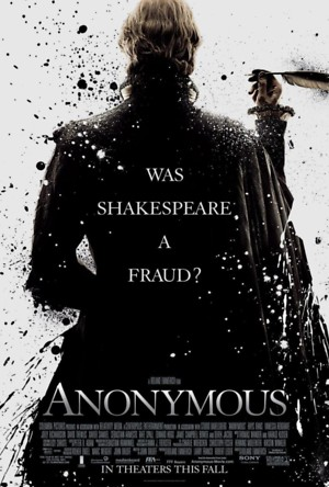 Anonymous (2011) DVD Release Date