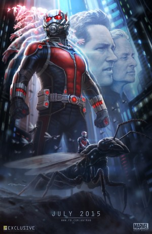 Ant-Man (2015) DVD Release Date