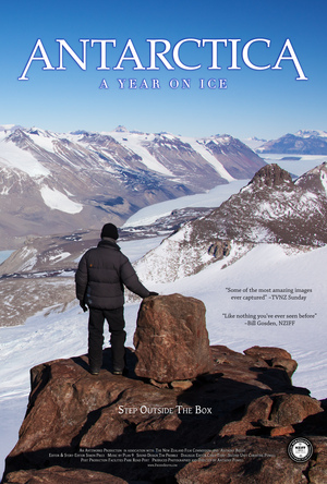 Antarctica: A Year on Ice (2013) DVD Release Date