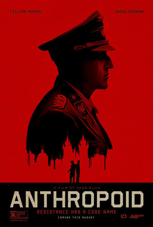 Anthropoid (2016) DVD Release Date