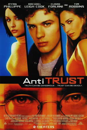Antitrust (2001) DVD Release Date