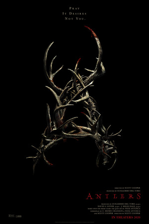 Antlers (2021) DVD Release Date