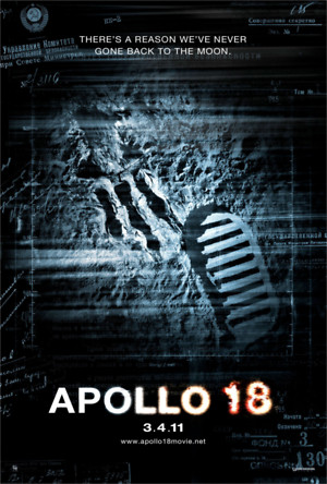 Apollo 18 (2011) DVD Release Date