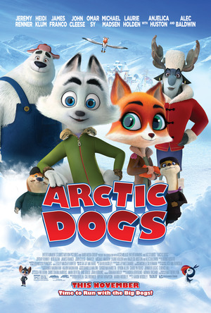 Arctic Dogs (2019) DVD Release Date