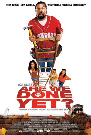 Are We Done Yet? (2007) DVD Release Date