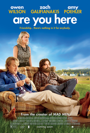 Are You Here (2013) DVD Release Date