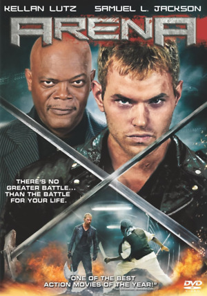 Arena (2011) DVD Release Date
