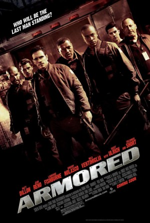 Armored (2009) DVD Release Date