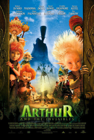 Arthur and the Invisibles (2006) DVD Release Date