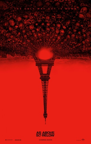 As Above, So Below (2014) DVD Release Date