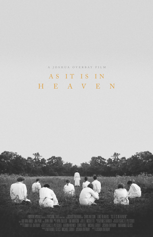 As It Is in Heaven (2014) DVD Release Date