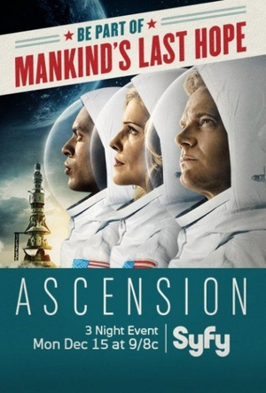 Ascension (TV Mini-Series 2014) DVD Release Date