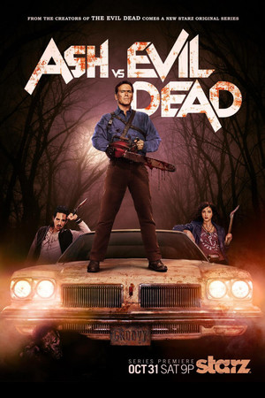 Ash vs Evil Dead (TV Series 2015- ) DVD Release Date