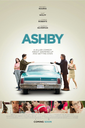 Ashby (2015) DVD Release Date