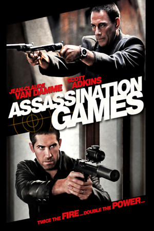 Assassination Games (2011) DVD Release Date