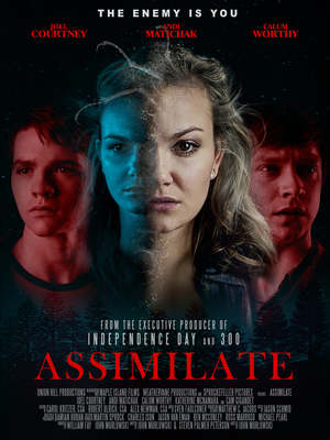 Assimilate (2019) DVD Release Date