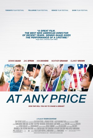 At Any Price (2012) DVD Release Date