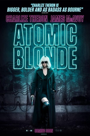 Atomic Blonde (2017) DVD Release Date