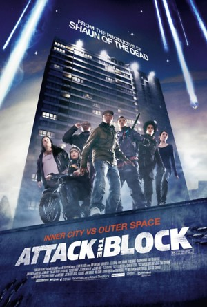 Attack the Block (2011) DVD Release Date